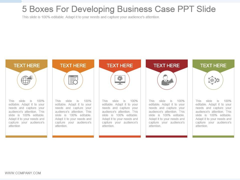 5 boxes for developing business case ppt slide powerpoint slide 5boxesfordevelopingbusinesscasepptslideslide01 5boxesfordevelopingbusinesscasepptslideslide02 accmission Gallery