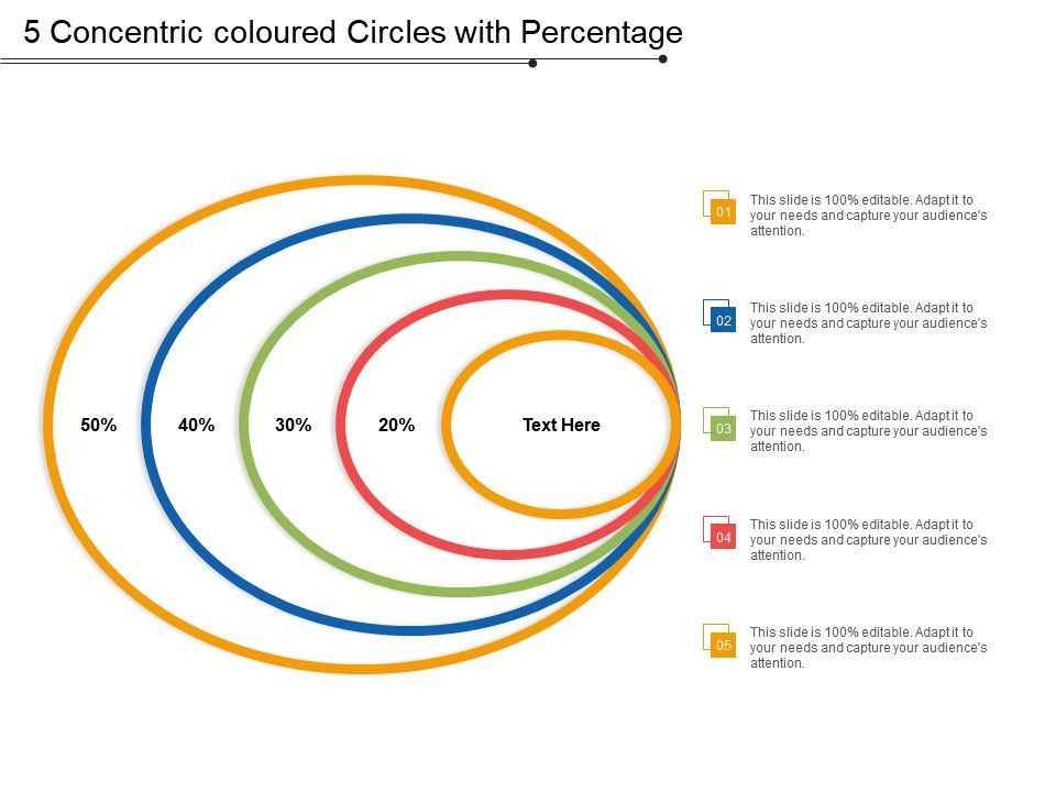 5_concentric_coloured_circles_with_percentage_Slide01