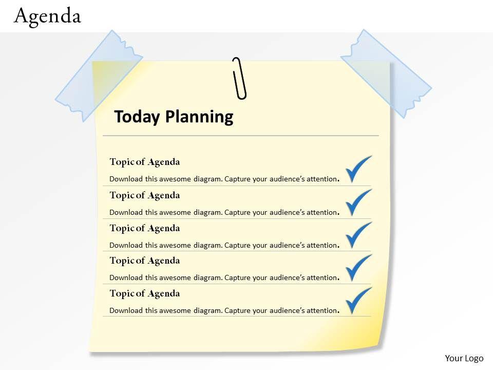 5_staged_agenda_planning_diagram_0114_Slide01