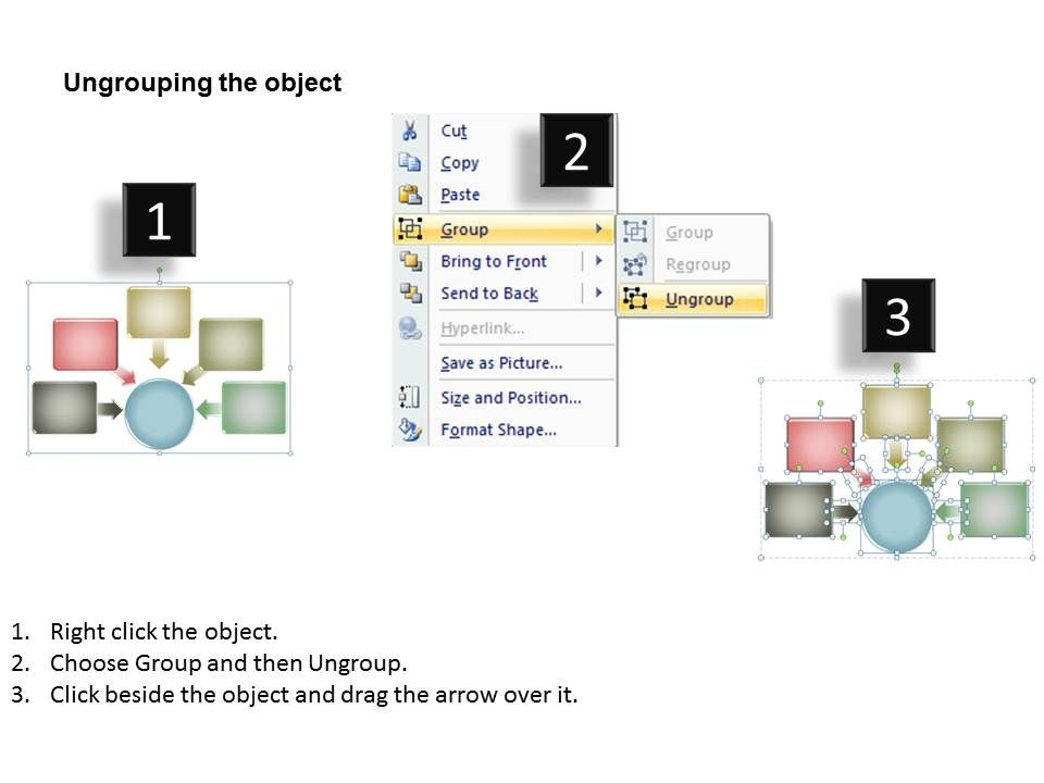 5 stages of the formal business process powerpoint templates ppt, Powerpoint templates