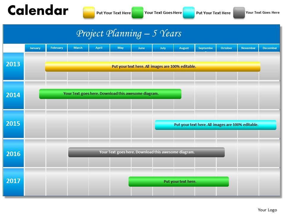 5_year_planning_gantt_chart_powerpoint_slides_gantt_ppt_templates_Slide01