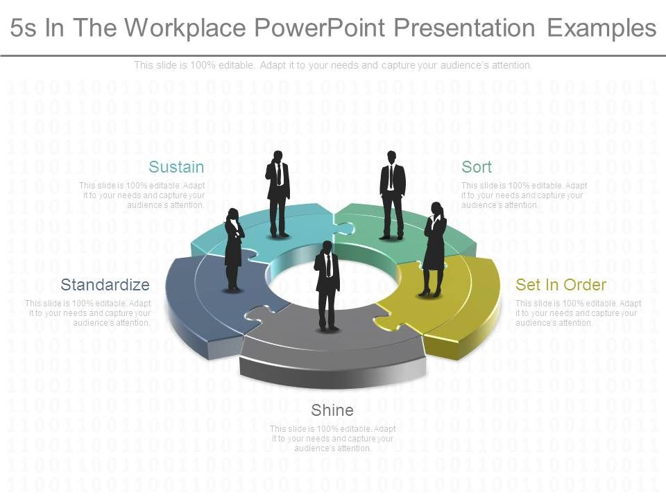 5s In The Workplace Powerpoint Presentation Examples Powerpoint