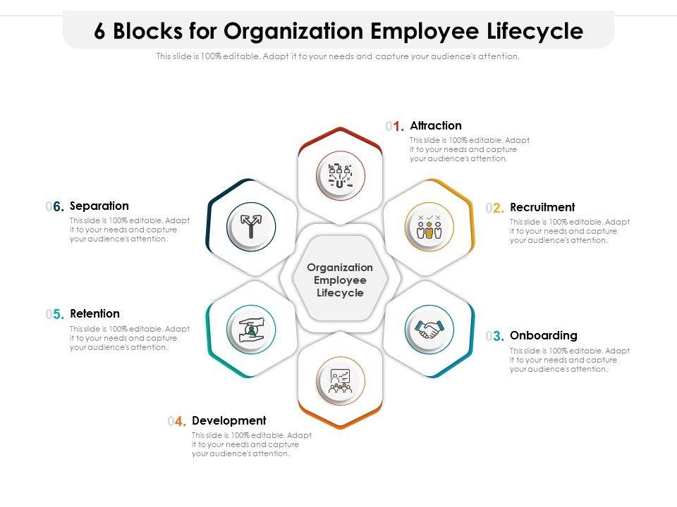 6 Blocks For Organization Employee Lifecycle