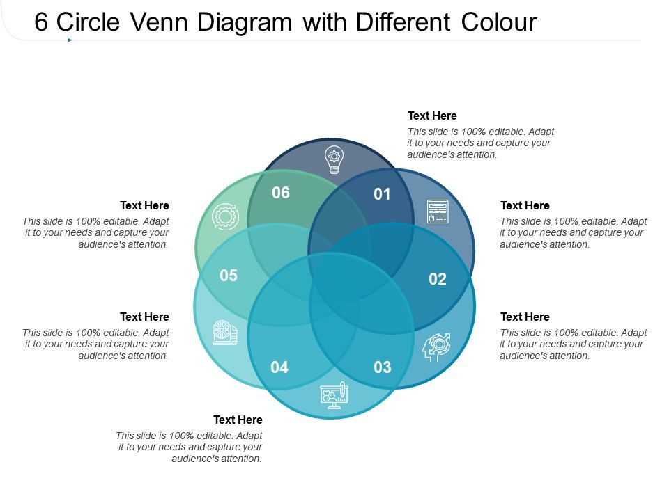 Six Circle Venn Diagram Wiring Diagram 500