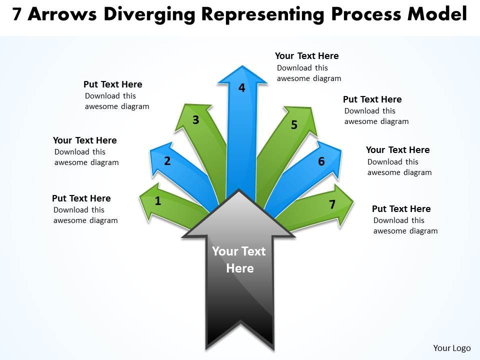 ppt arrows templates