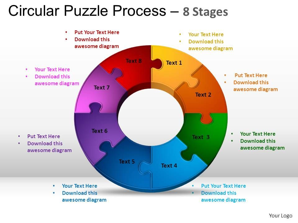 8_components_circular_puzzle_process_powerpoint_slides_and_ppt_templates_0412_Slide01