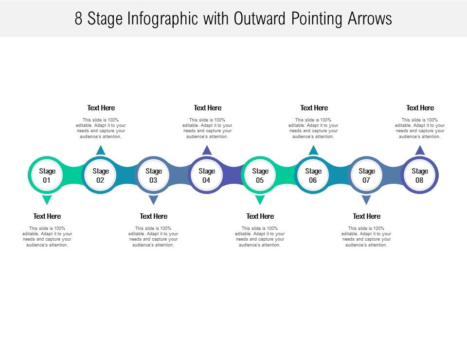 8_stage_infographic_with_outward_pointing_arrows_Slide01