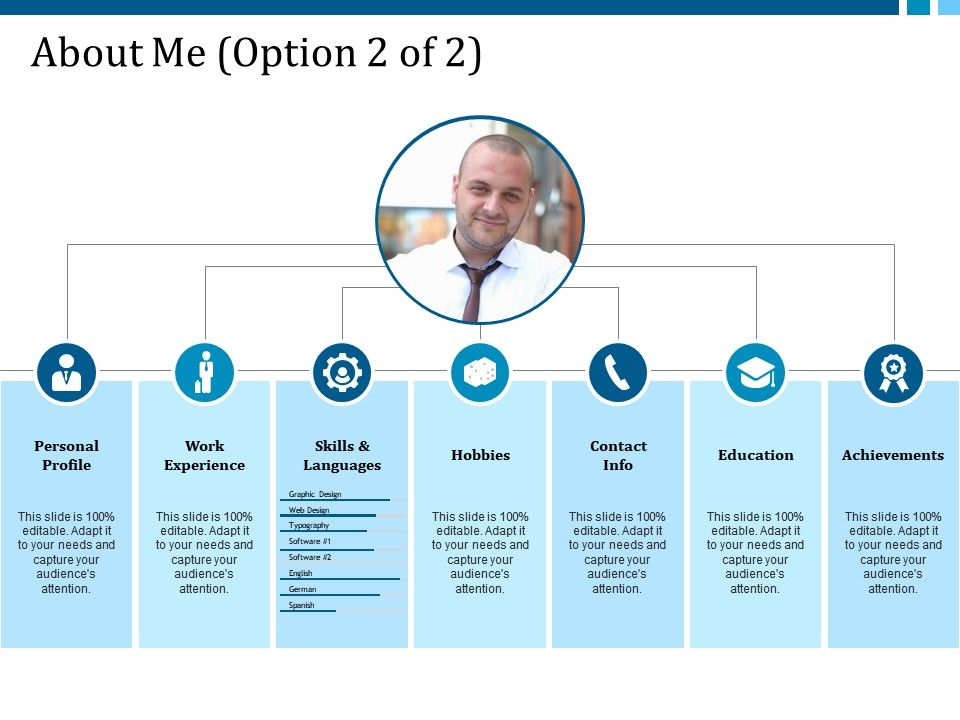 about_me_personal_profile_work_experience_hobbies_contact_info_Slide01