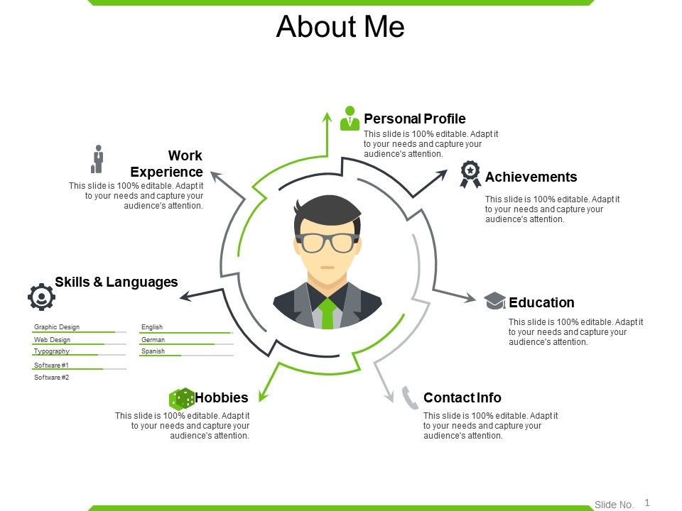 about me powerpoint presentation examples powerpoint slide images