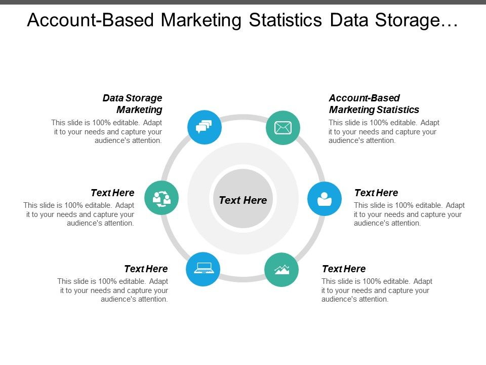 account_based_marketing_statistics_data_storage_marketing_customer_retention_cpb_Slide01