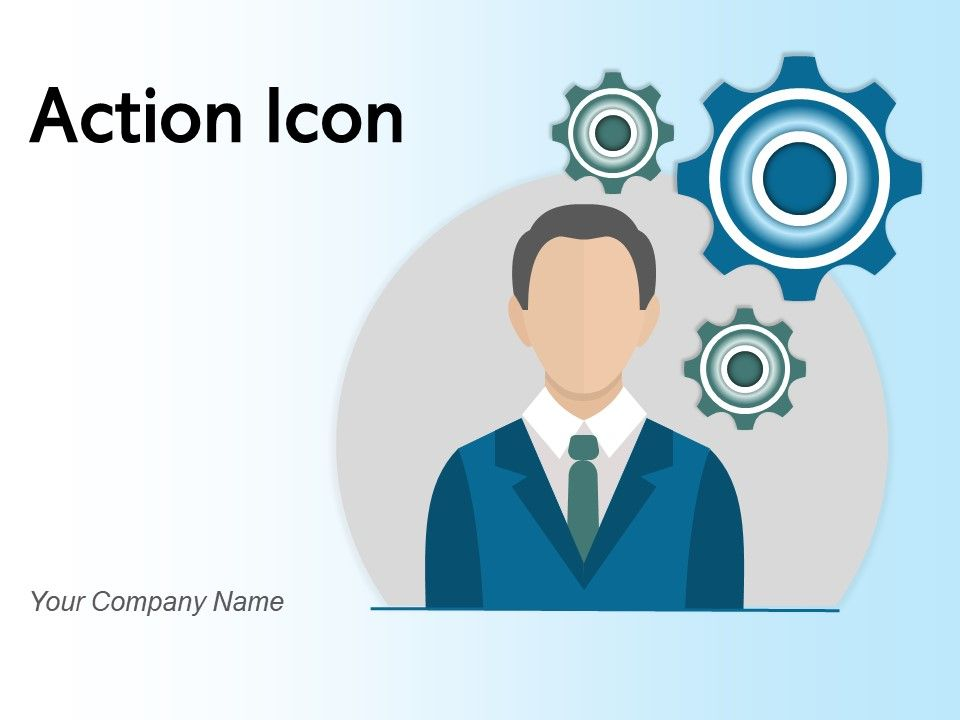 Action Icon Individual Strategy Calendar Business Goals Process Arrow Marketing