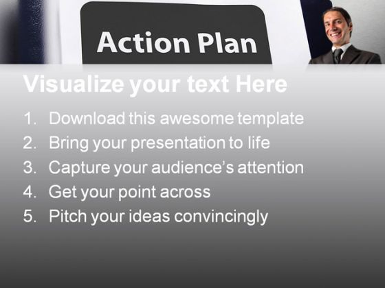 Action Plan Ideas Action Plan Business