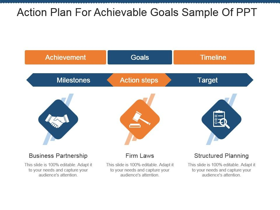 action_plan_for_achievable_goals_sample_of_ppt_Slide01