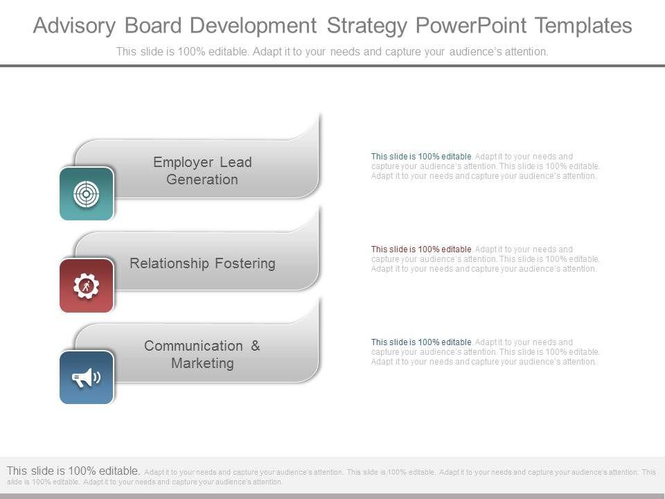 Advisory board development strategy powerpoint templates ppt advisoryboarddevelopmentstrategypowerpointtemplatesslide01 advisoryboarddevelopmentstrategypowerpointtemplatesslide02 toneelgroepblik Choice Image