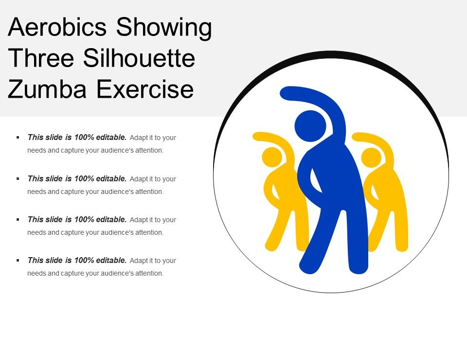 Aerobics showing three silhouette zumba exercise powerpoint slide aerobicsshowingthreesilhouettezumbaexerciseslide01 aerobicsshowingthreesilhouettezumbaexerciseslide02 toneelgroepblik Gallery