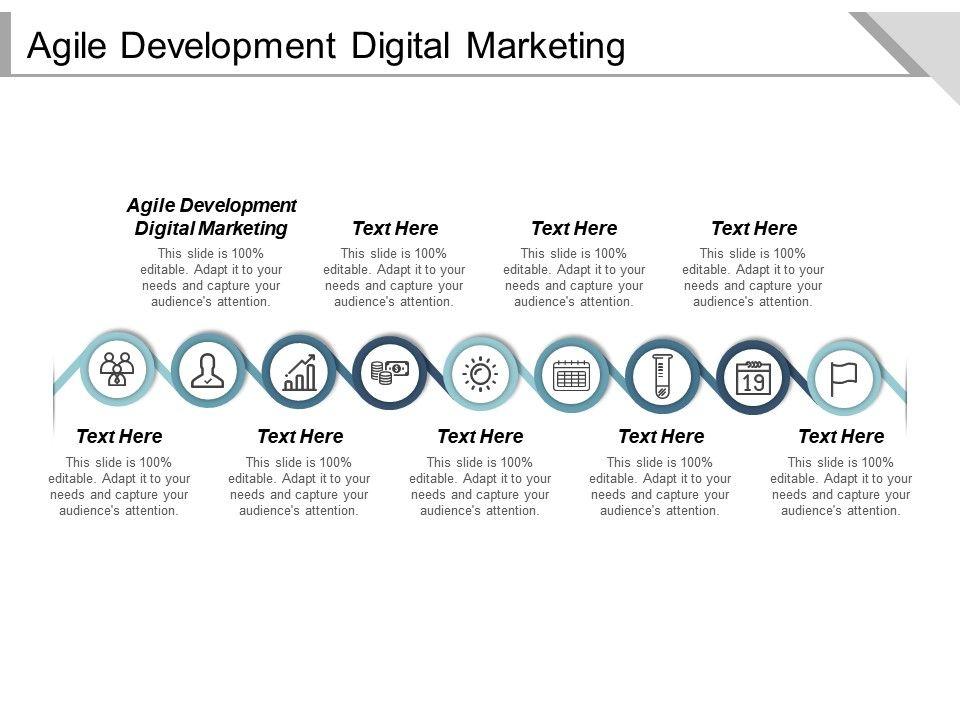 Agile Development Digital Marketing Ppt Powerpoint Presentation