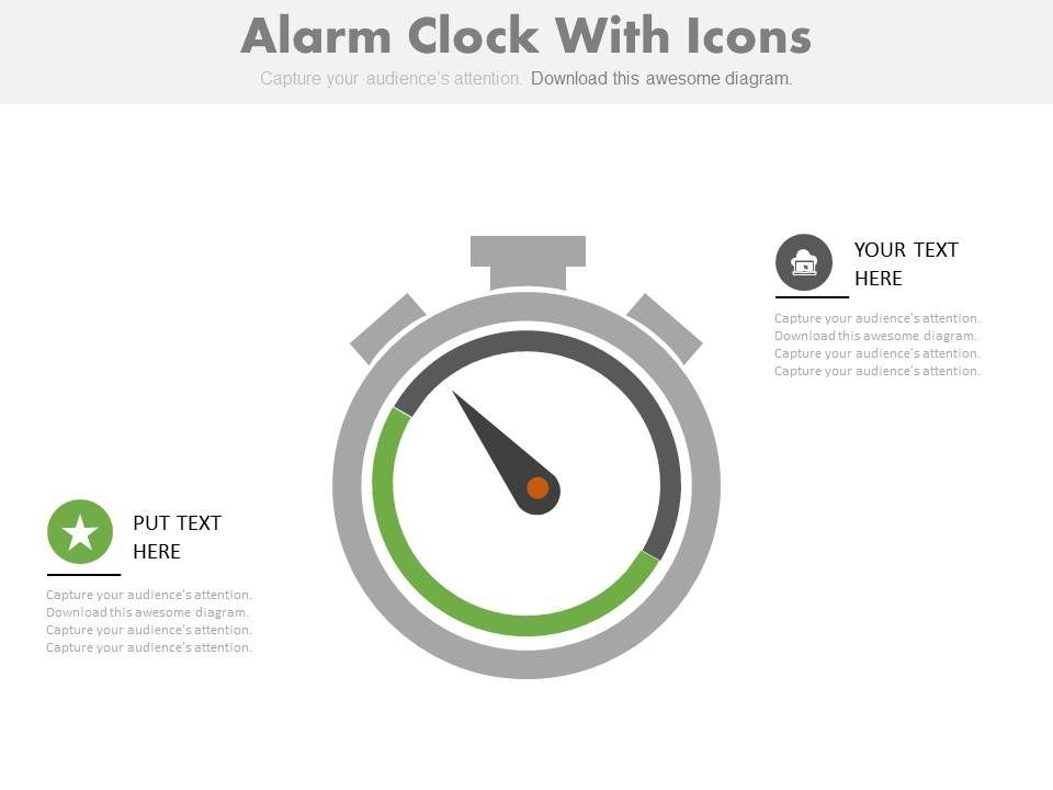 alarm_clock_with_icons_for_time_management_powerpoint_slides_Slide01