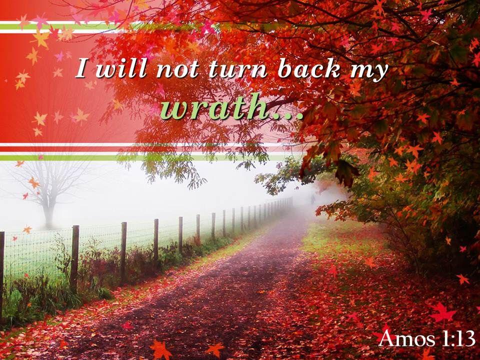 amos_1_13_i_will_not_turn_back_my_powerpoint_church_sermon_Slide01