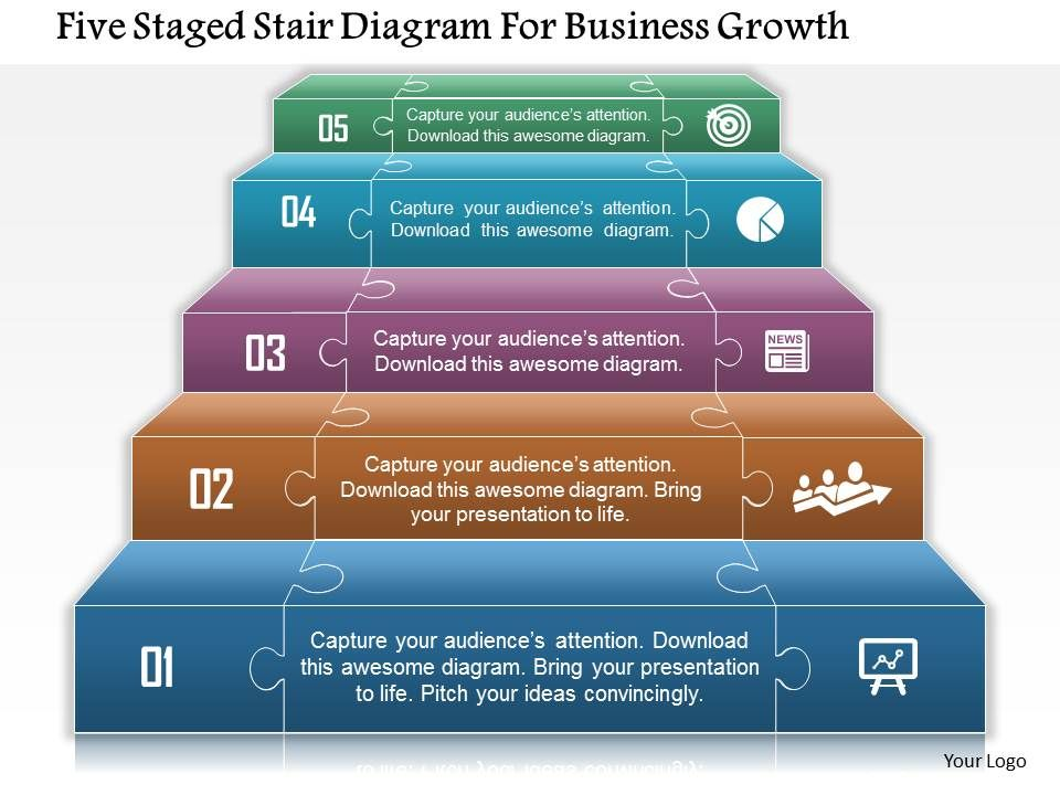 an_five_staged_stair_diagram_for_business_growth_powerpoint_templets_Slide01
