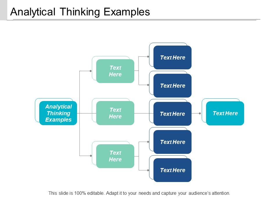 analytical thinking examples ppt powerpoint presentation
