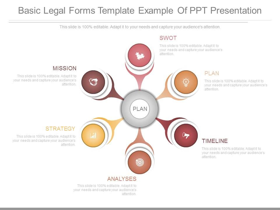App Basic Legal Forms Template Example Of Ppt Presentation - Legal timeline template