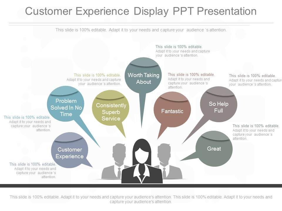 app_customer_experience_display_ppt_presentation_Slide01
