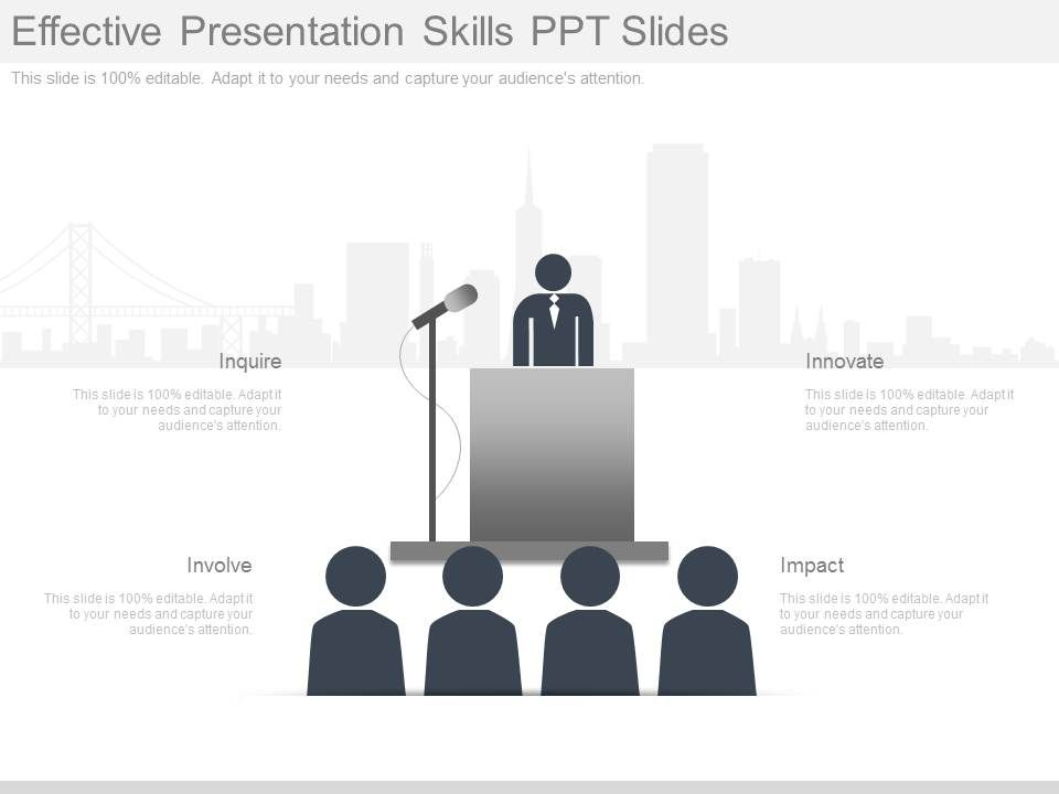 App Effective Presentation Skills Ppt Slides  Powerpoint Design