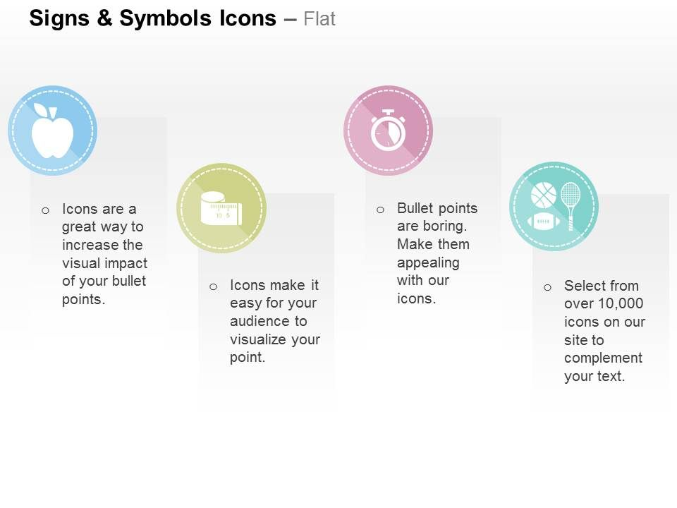 apple_measuring_tape_clock_outdoor_games_ppt_icons_graphics_Slide01