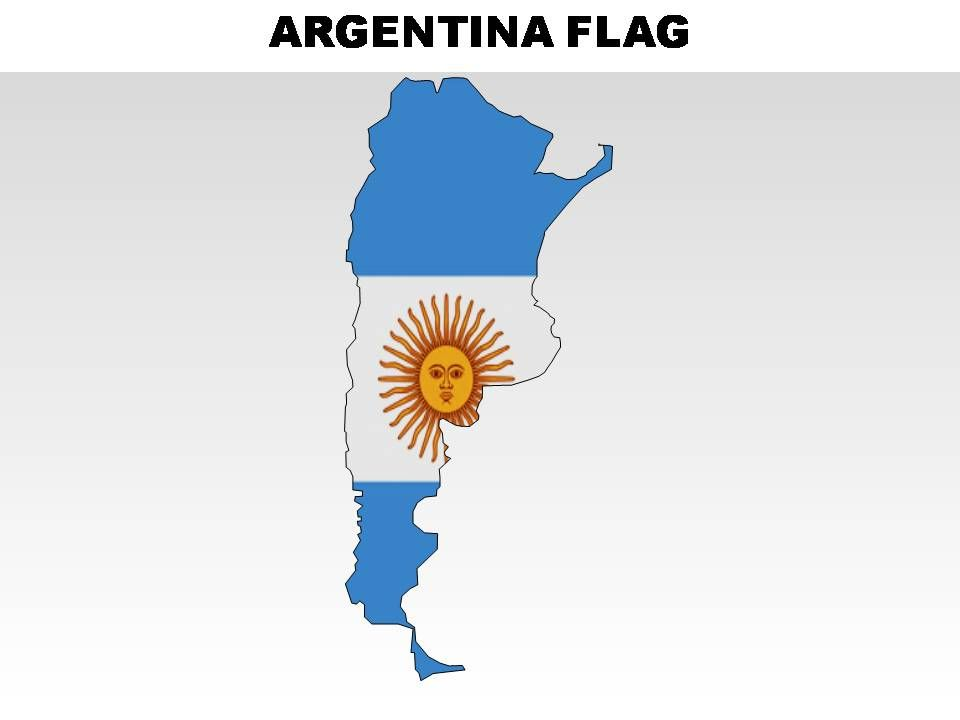 Argentina Country Powerpoint Flags  PowerPoint Templates Designs