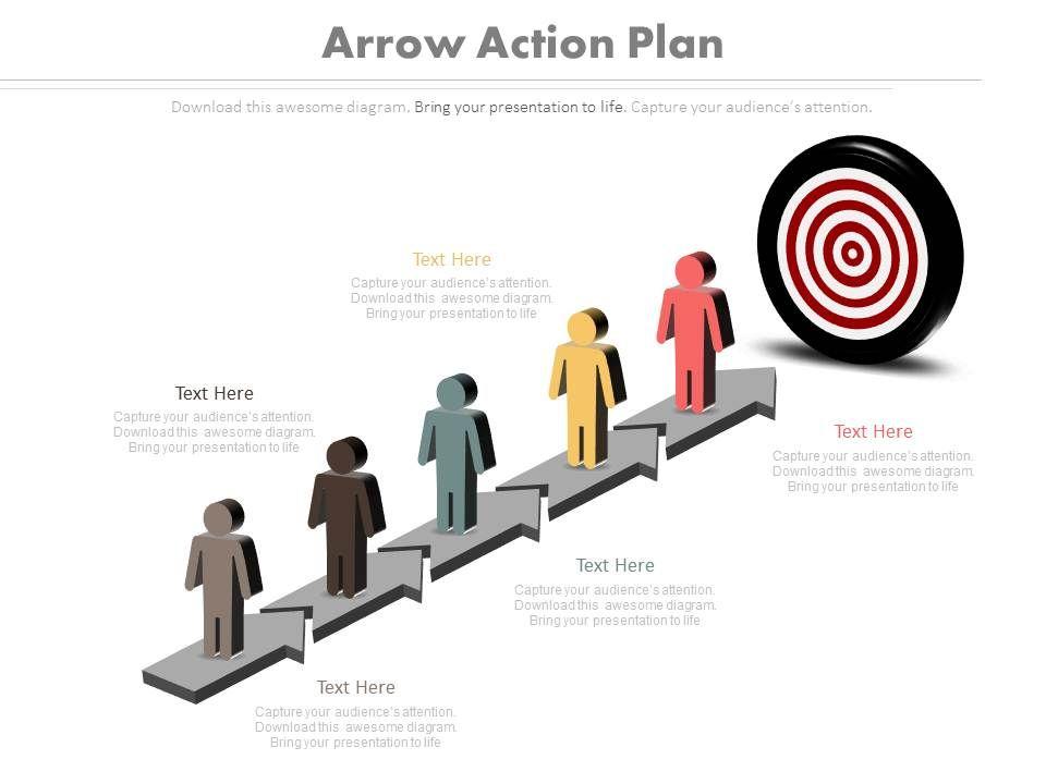 arrow_action_plan_ppt_slides_Slide01