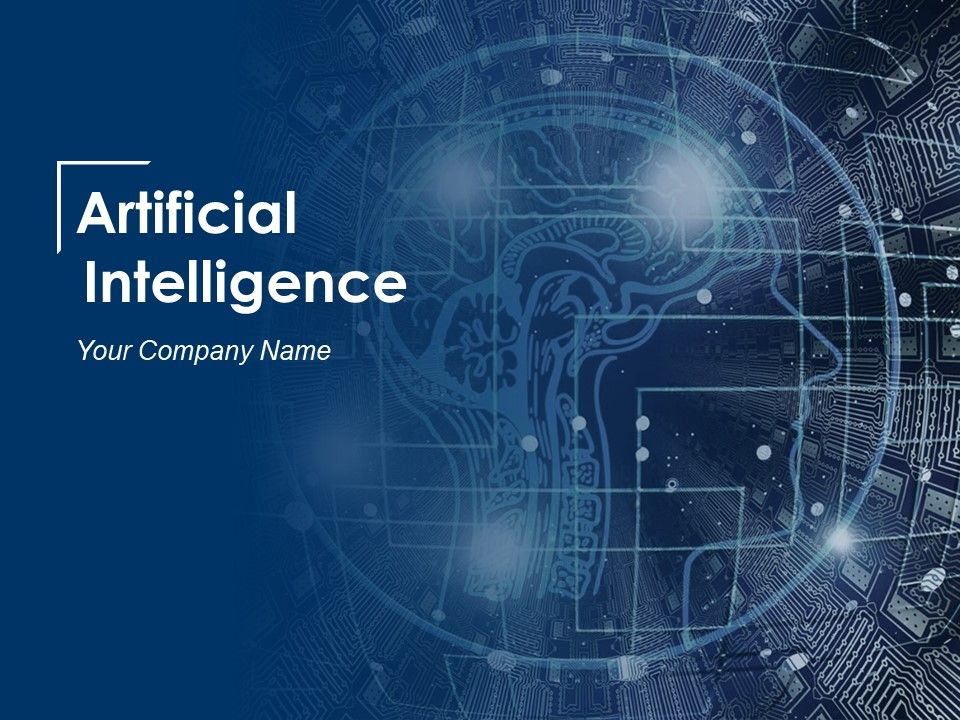 artificial intelligence powerpoint presentation slides