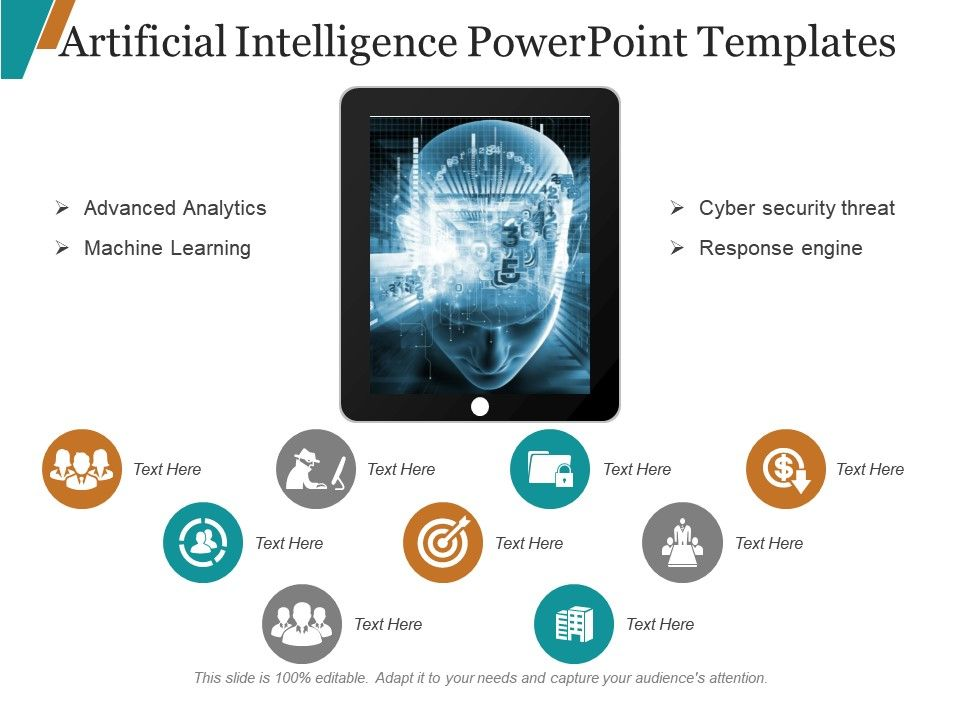 Artificial Intelligence Powerpoint Templates Powerpoint Slide