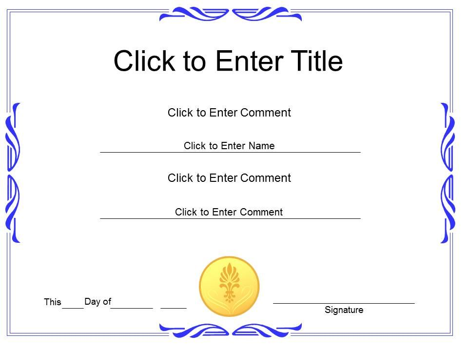 Award Recognition diploma Certificate Template of Achievement – Certificate of Achievement for Kids