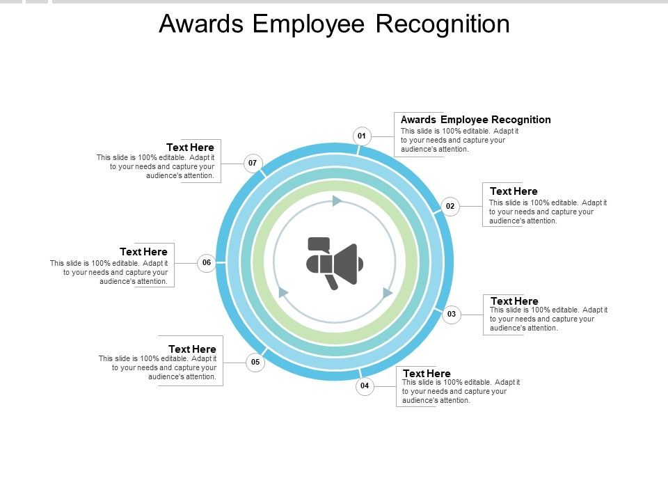 Awards Employee Recognition Ppt Powerpoint Presentation Portfolio Structure Cpb
