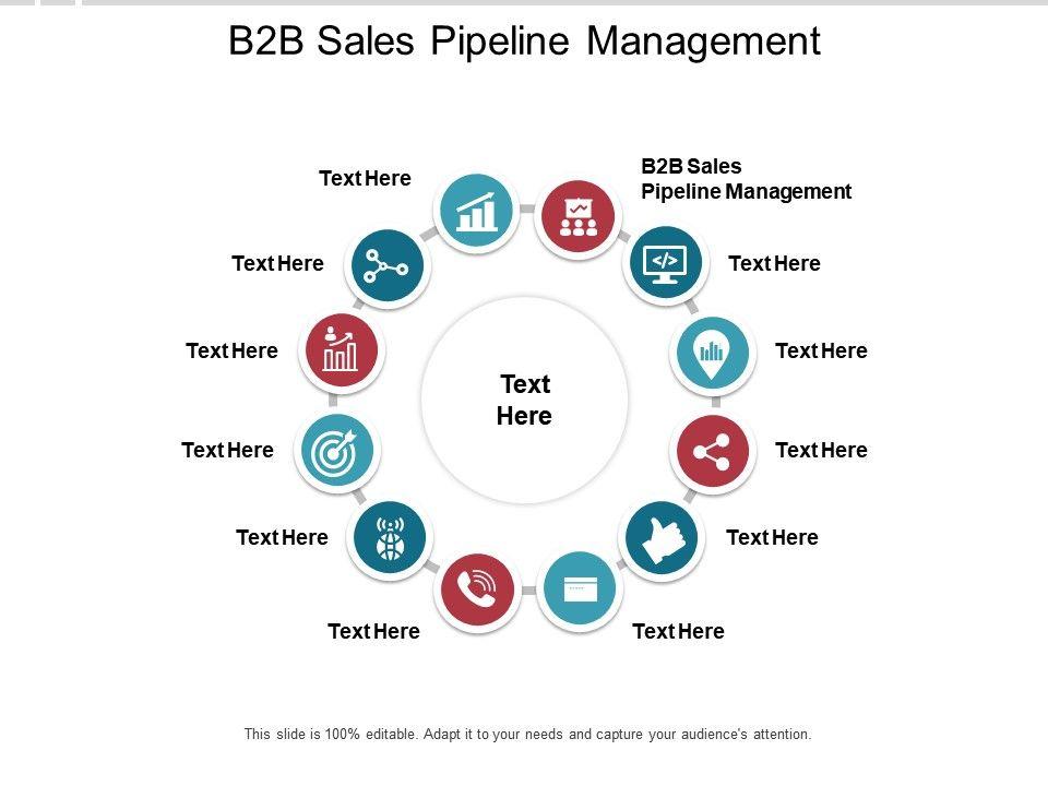 B2B Sales Pipeline Management Ppt Powerpoint Presentation Portfolio Cpb