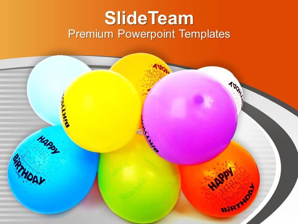 Balloons for party theme powerpoint templates ppt themes and balloonsforpartythemepowerpointtemplatespptthemesandgraphics0513slide01 toneelgroepblik Images