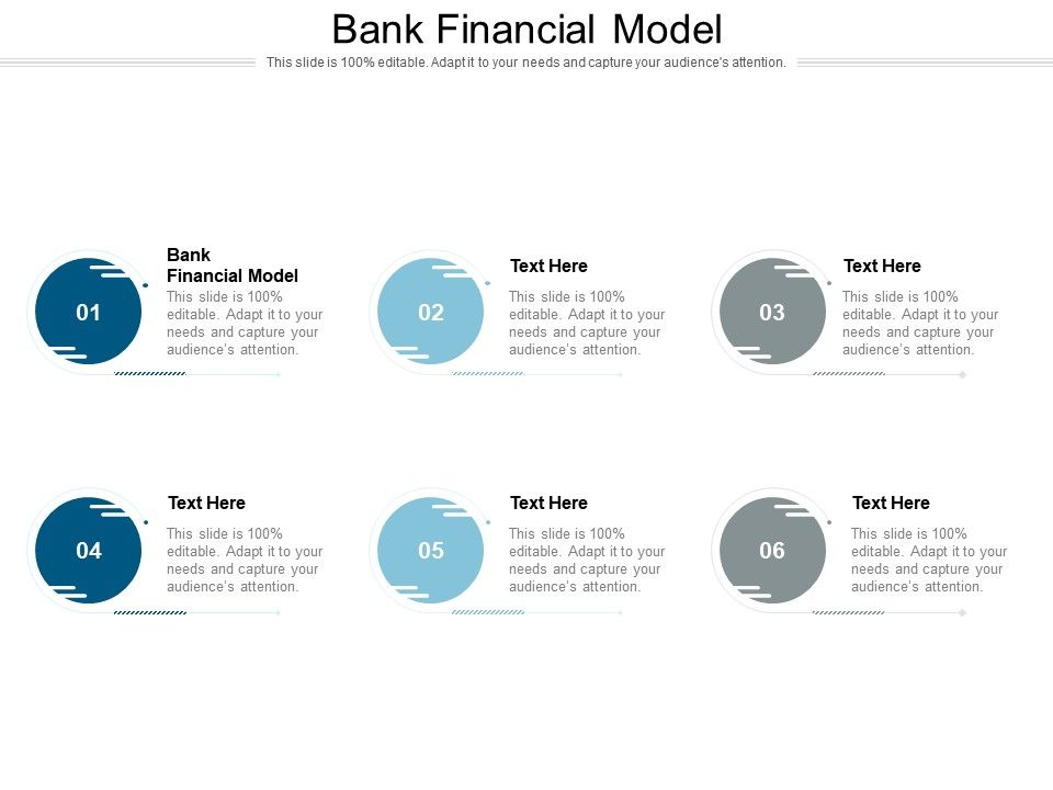 Bank Financial Model Ppt Powerpoint Presentation Infographic Template Format Cpb