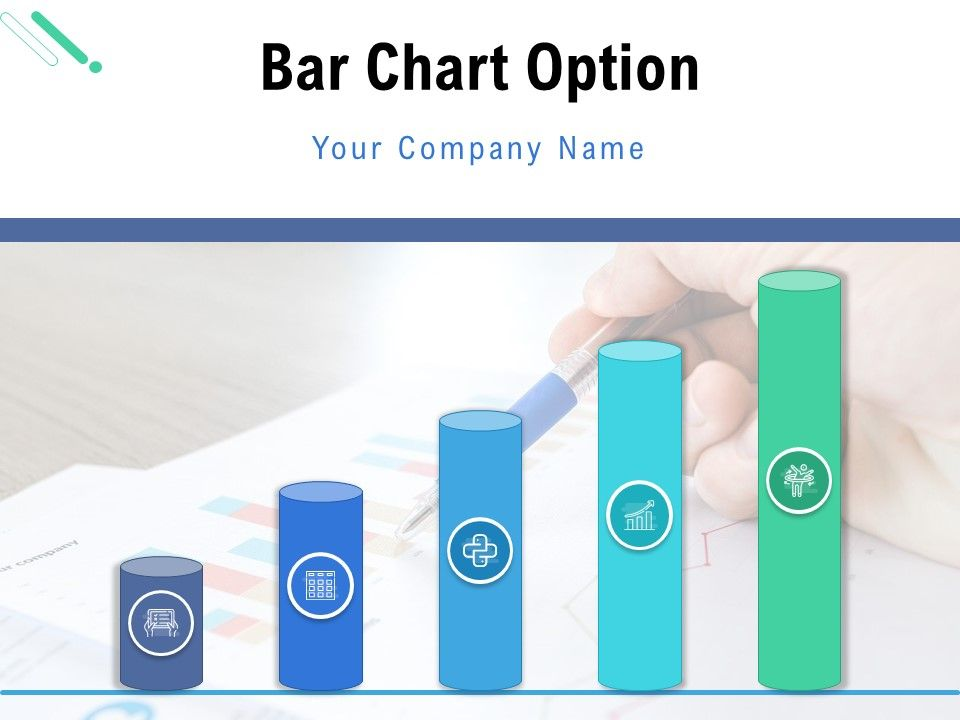 Bar Chart Option Analysis Business Manufacturing Strategy Development