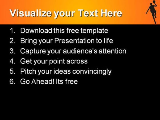basketball 0510 templates powerpoint slides ppt presentation