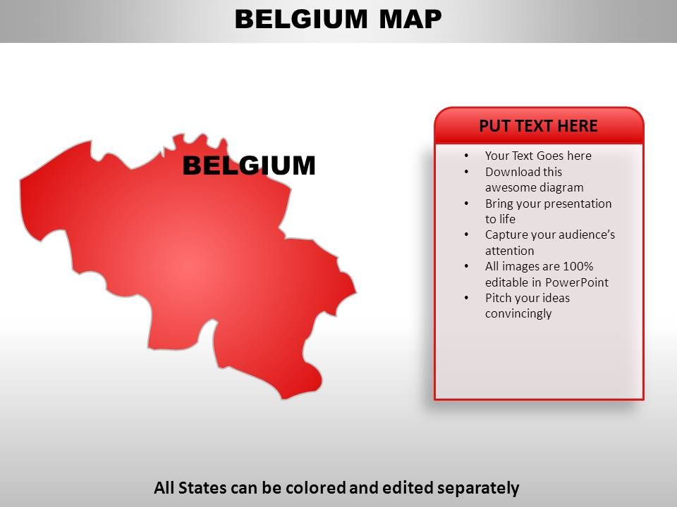 Download maps belgium