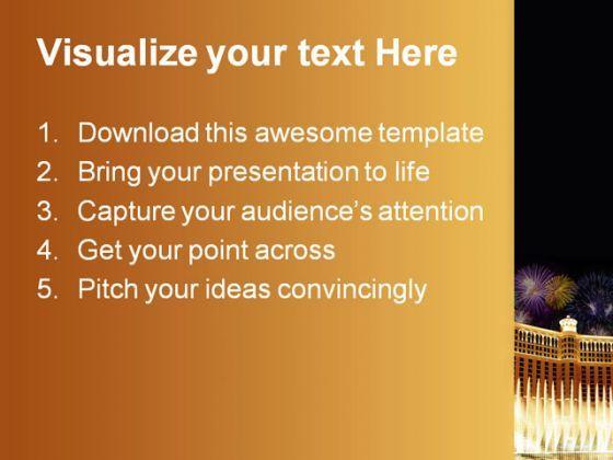 Bellagio hotel metaphor powerpoint templates and powerpoint bellagio hotel metaphor powerpoint templates and powerpoint backgrounds 0511 presentation themes and graphics slide02 toneelgroepblik Choice Image