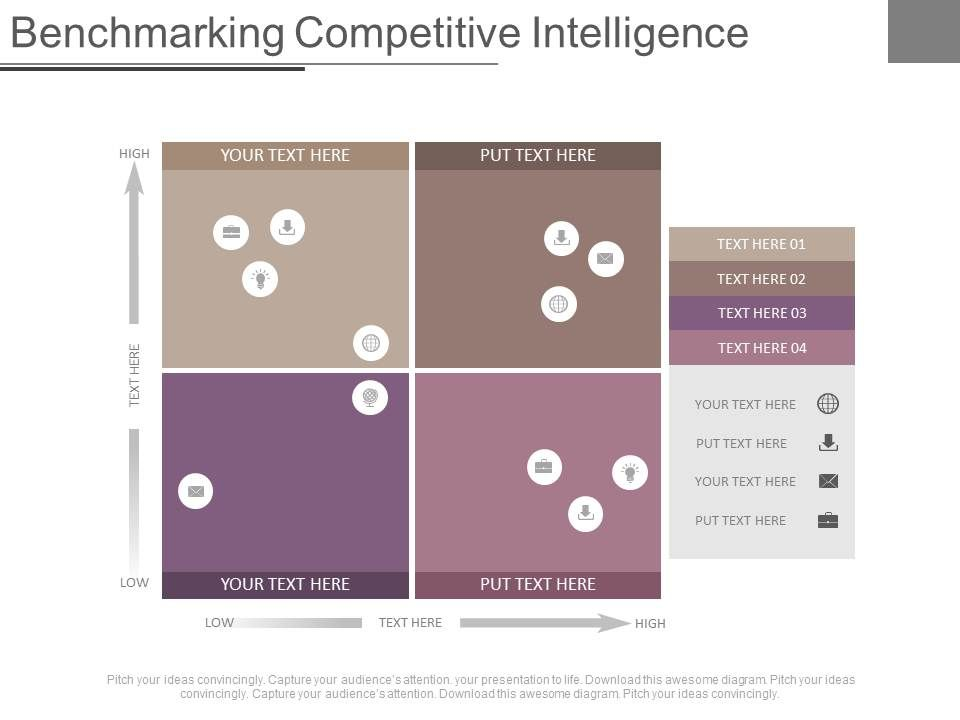 Benchmarking Competitive Intelligence Ppt Slides   PowerPoint ...