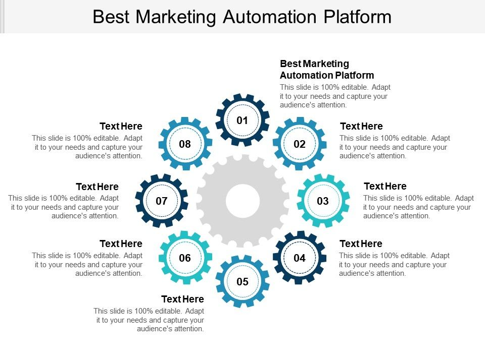 Best Marketing Automation Platform Ppt Powerpoint