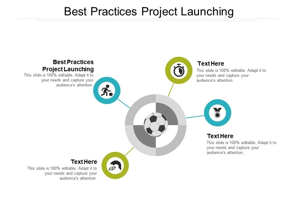 Best Practices Project Launching Ppt Powerpoint Presentation