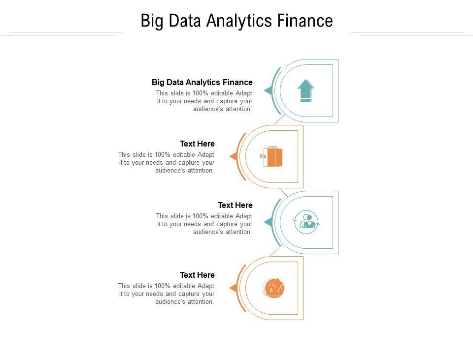 Big Data Analytics Finance Ppt Powerpoint Presentation Summary Portfolio Cpb