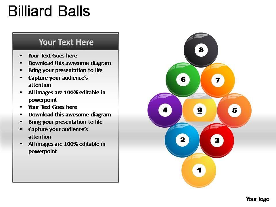 billiard_balls_powerpoint_presentation_slides_Slide12 billiard balls powerpoint presentation slides graphics