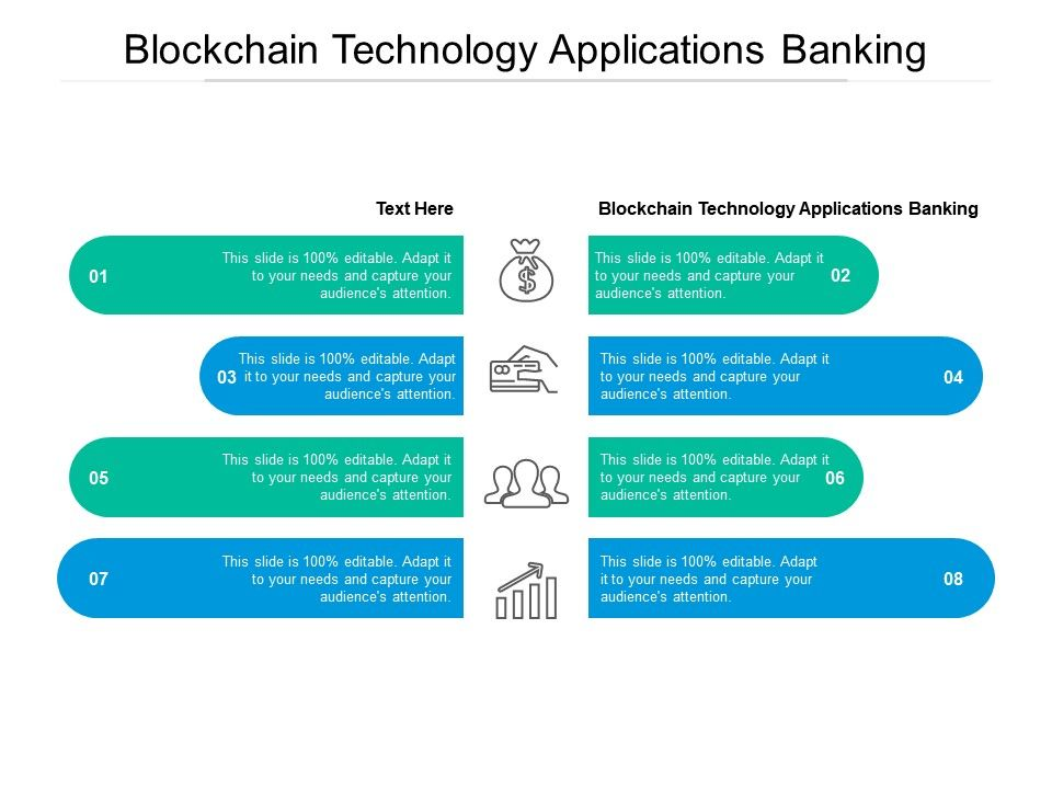 Blockchain Technology Applications Banking Ppt Powerpoint Presentation File Cpb