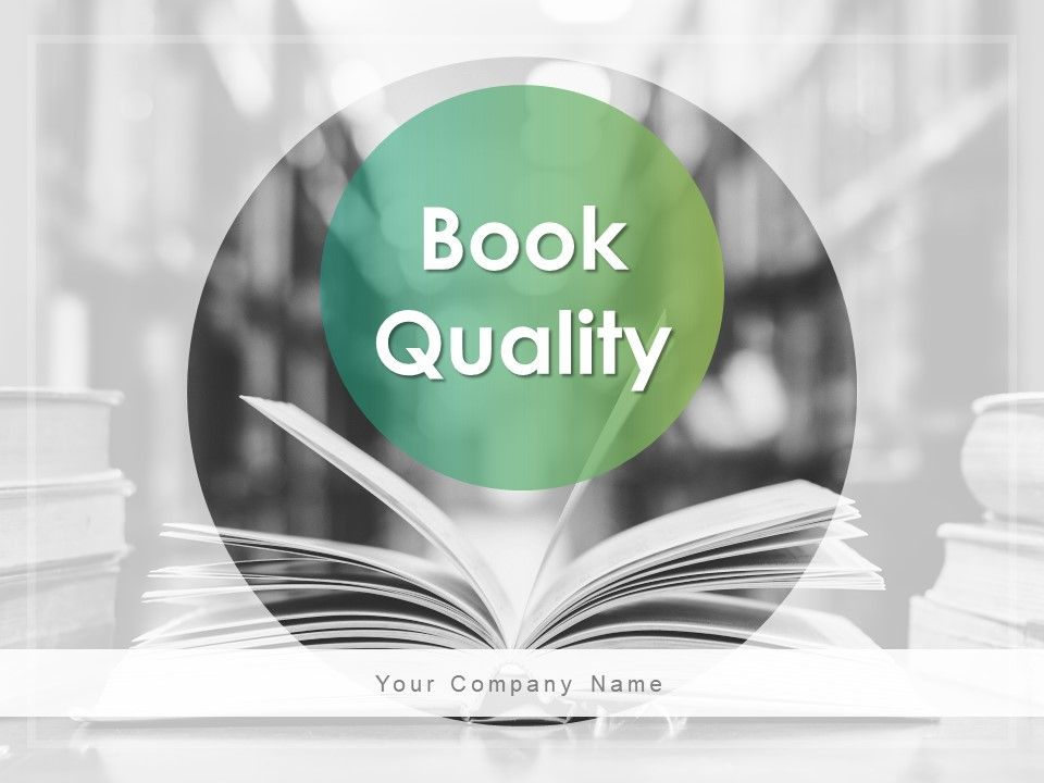 Book Quality Checklist Management Marketing Business Planning Strategy