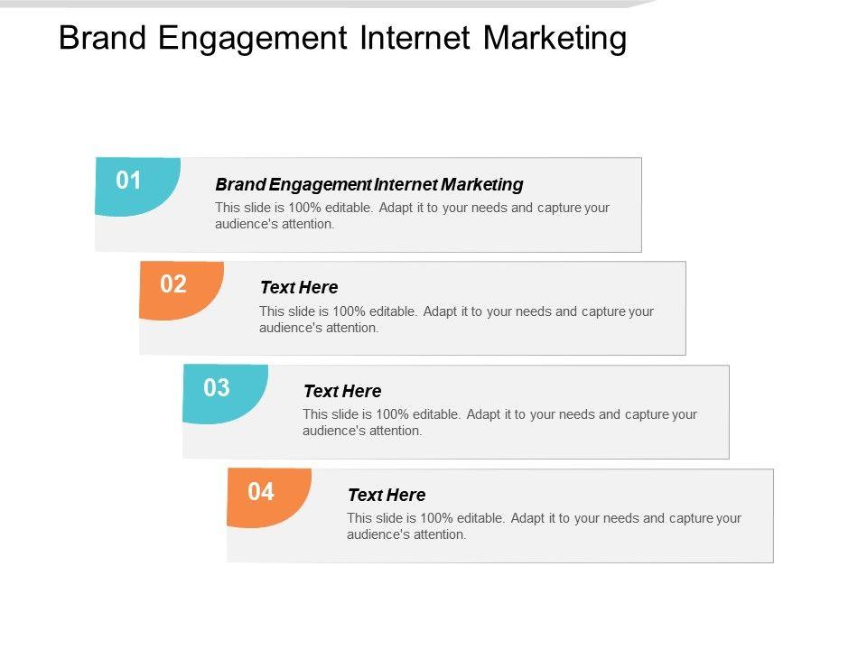 Brand Engagement Internet Marketing Ppt Powerpoint