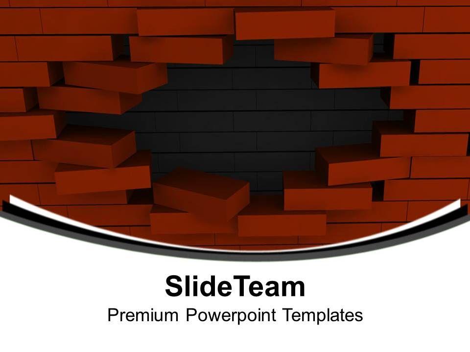 broken_wall_metaphor_powerpoint_templates_ppt_backgrounds_for_slides_0113_Slide01